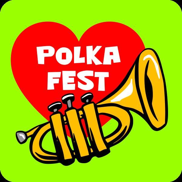 Polkafest logo